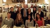 Eccleston Law Holiday Party 2014