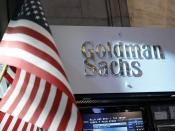 FINRA Arbitrators Order Goldman Sachs Pay $100 Million