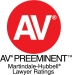 James Eccleston recognized as a Martindale-Hubbell AV Preeminent Attorney for 2016